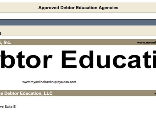 Approved Debtor Education Course Online By Phone Or In Person