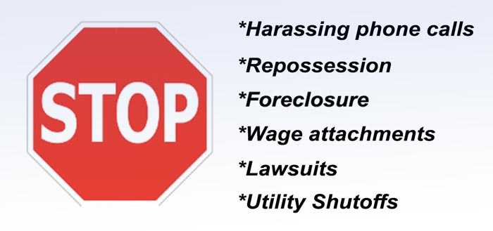 Delaware Bankruptcy Lawyers Can Stop Creditor Harassment Immediately